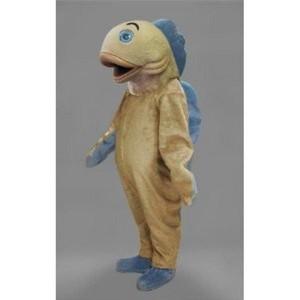 Fish-Mascot-Costume